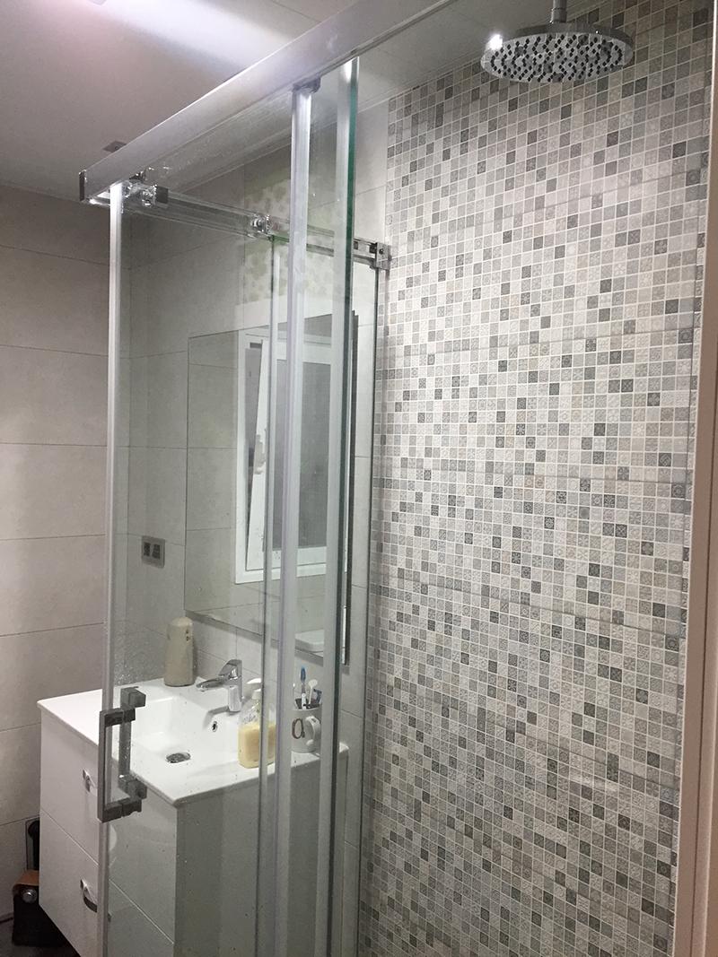 Reforma de baño en Granada - corealreformascorealreformas