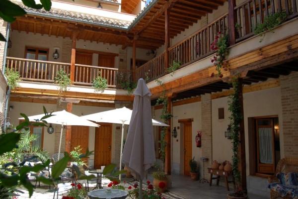 Coreal Reformas e interiorismo reformas en granada reforma hotel abadia patio interior