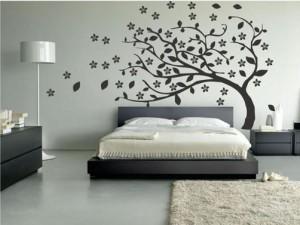 Foto: http://blog.habitissimo.es/2013/12/12/como-decorar-la-pared-con-vinilos-decorativos/